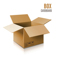 Box cardboard