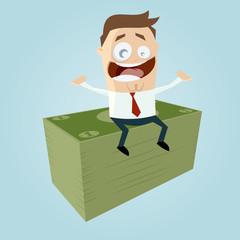 geld reich reichtum finanzen