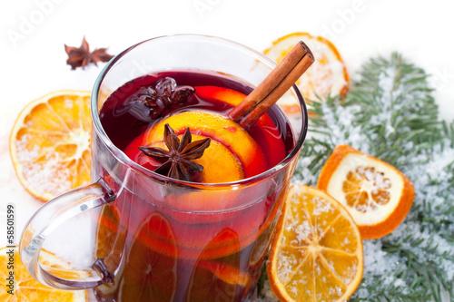 Leckerer Weihnachtspunsch - 58501599