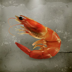 Shrimp old style