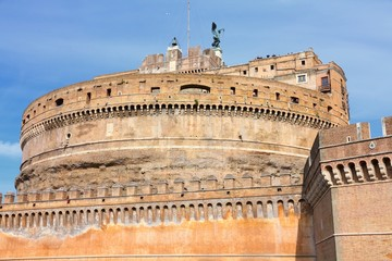 Rome - Saint Angel Castle