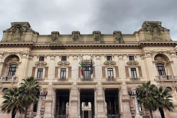 Ministero della pubblica istruzione palace in Rome, Italy