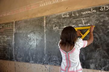 maestra Africana
