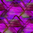 seamless cubism abstract purple art Picasso texture watercolor w