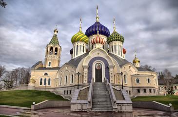 Храм св. Игоря Черниговского в Переделкино