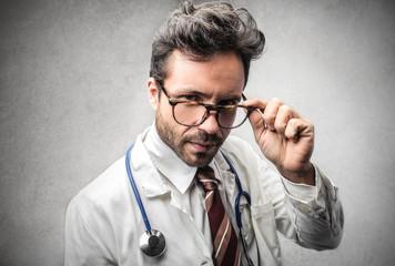 Careful Doctor