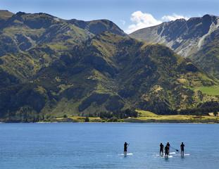 Neuseeland, Stand Up Paddling
