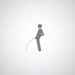 pee symbol