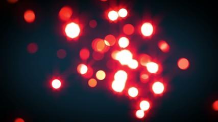 Allegre luci di buon natale