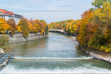 River Isar,Munich