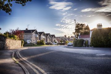 England village