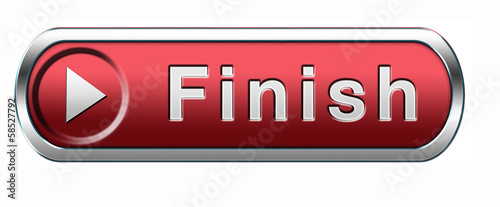 finish button
