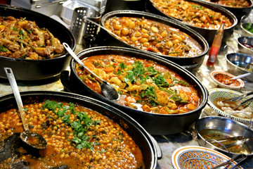 Market Stall Cooked food take away restaurant