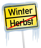 Herbst - Winter