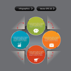 Infographics layer 07