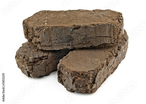 peat fuel blocks