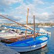 boats in Alghero