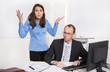 Unterschiedliche Meinung: Probleme am Arbeitsplatz