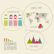 details for infographic design
