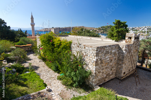 Building in Bodrum Castle