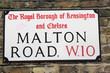 Malton Road W10