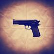 revolver paper backdrop