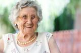 Fototapety elderly woman