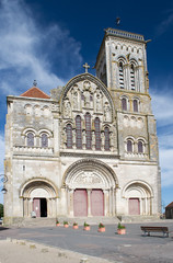 Basilique de Saint Madeleine in Vezelay