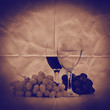 wine glasses paper backdrop