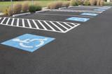 Handicapped Parking Spaces