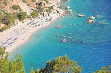 karpathos Spiaggia Apela una perla della Grecia