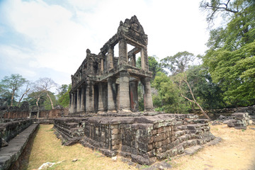 Preah Khan of angkor thom