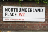 Northumberland Place a famous london address