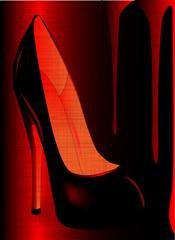 Grunge Shoe