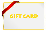 Gift Card Award For Loyal Customers poster