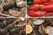 Huîtres - Langouste - Homard