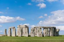 Stonehenge monument préhistorique près de Salisbury, Wiltshire, Engla