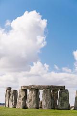 Stonehenge prehistoric monument near Salisbury, Wiltshire, Engla