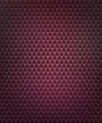 Violet Triangles Pattern Background