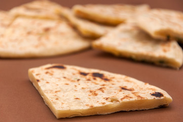 Indian bread - naan