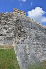 Chichen Itza at Tinum in Mexico