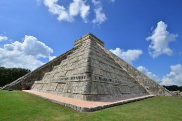 El Castillo, Chichen Itza in Mexico.