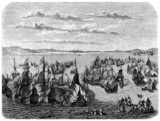 Naval Battle - 17th century