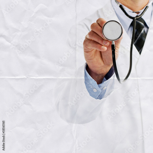 doctor paper background