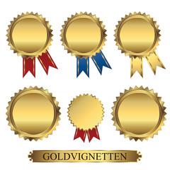 Goldvignetten