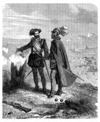 2 Warriors - 16th century