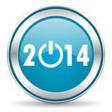 year 2014 icon