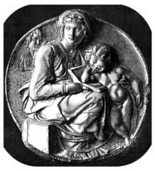 Mother & Child - 16th century