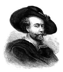 Man : Portrait - 17th century