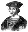 Man : Portrait - 15th century